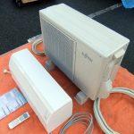 富士通ゼネラル(FUJITSU) ルームエアコン AS-R40C-W AO-R40Cを買取させていただきました。