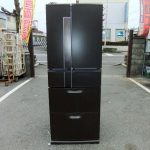 三菱電機 MITSUBISHI 6ドア冷蔵庫 (470L・センター開き ロータイプ)を買取させていただきました。
