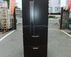 三菱電機 MITSUBISHI 6ドア冷蔵庫 (470L・センター開き ロータイプ)